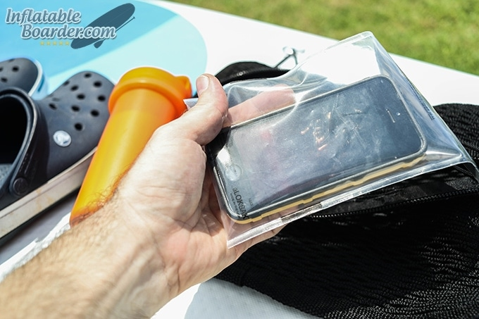 supPOCKET Waterproof Phone Case