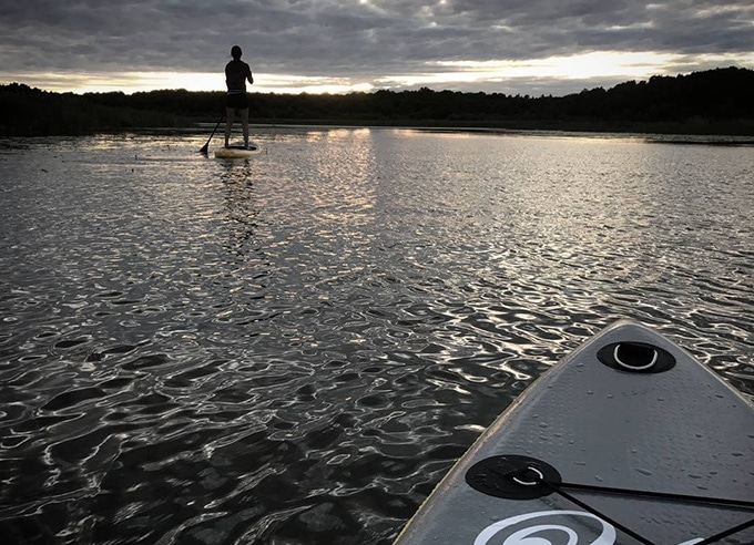Yster Inflatable Paddle Board