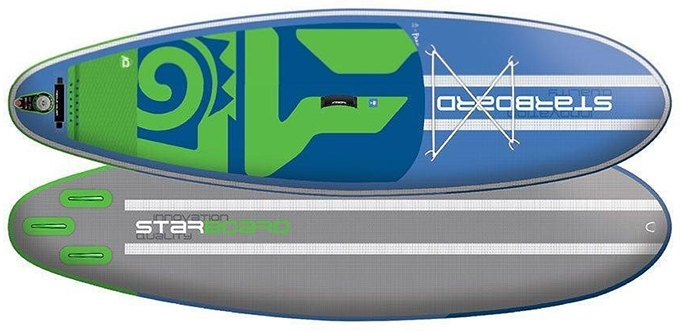 2018 Starboard Whopper Zen Inflatable SUP