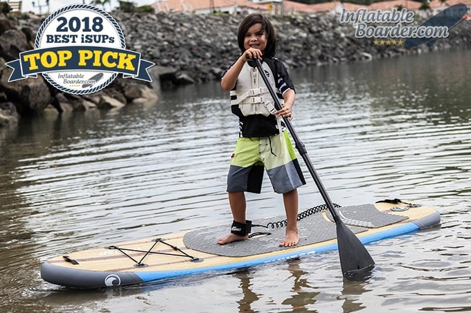 2018 THURSO SURF Prodigy Kids Paddle Board