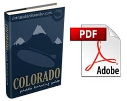 Colorado SUP Guide