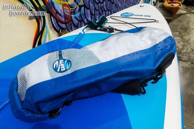 Earth River SUP Dry Bag Rinse