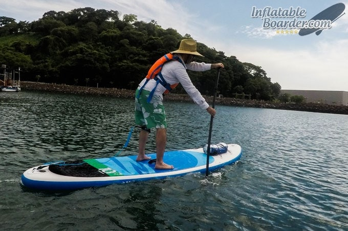 Earth River SUP Paddle Board Dry Bag