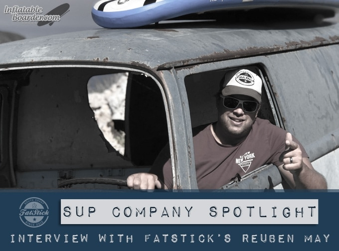 FatStick Reuben May Interview