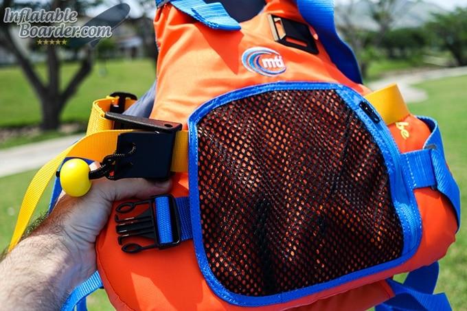 MTI Adventurewear SUP Safety Quick Release Belt