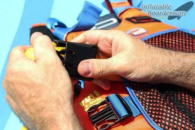 MTI SUP Leash Belt Pull Cord