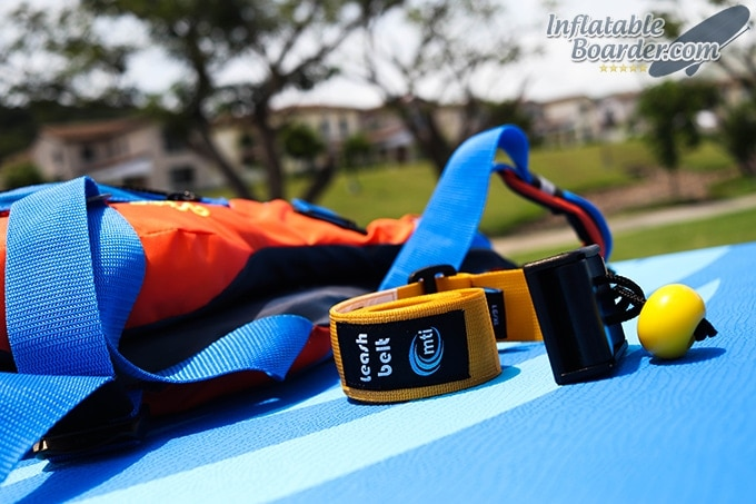 MTI SUP Leash Quick Release Belt