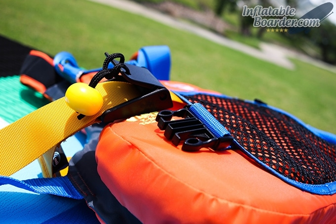 MTI SUP Safety Quick Release Belt