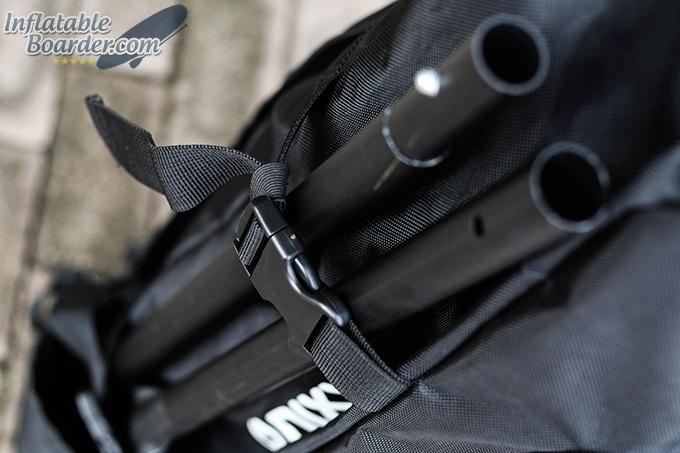 NIXY Backpack Paddle Pocket