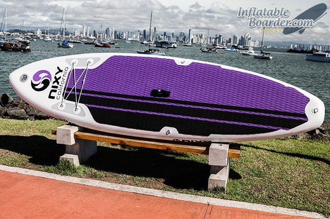 "NIXY Newport 10'6"" Inflatable SUP"
