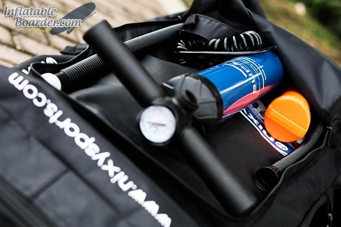 NIXY Paddle Board Backpack Pocket