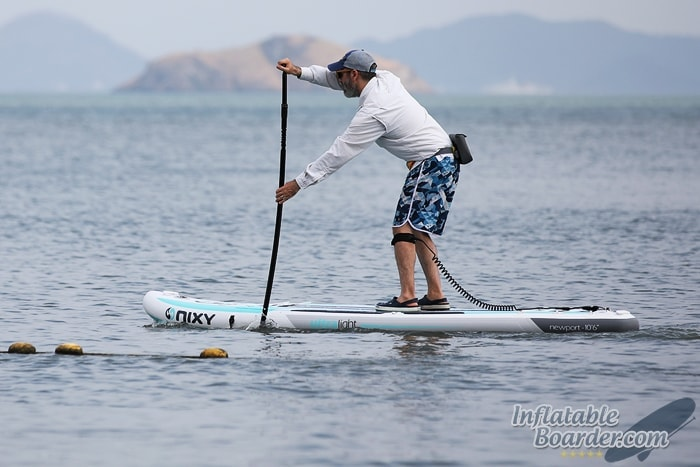NIXY Sports Inflatable Paddle Board