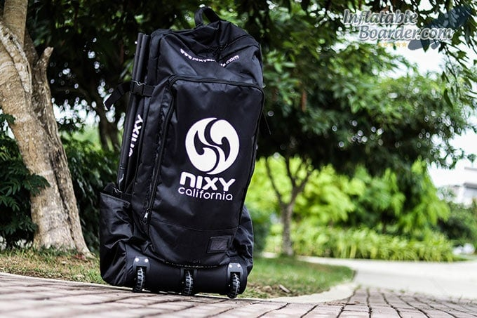 NIXY Sports Inflatable SUP Backpack