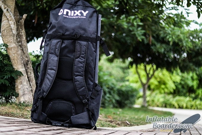NIXY SUP Backpack Shoulder Straps