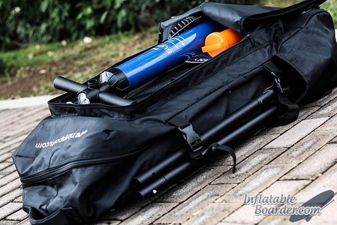 NIXY SUP Backpack Storage Pocket