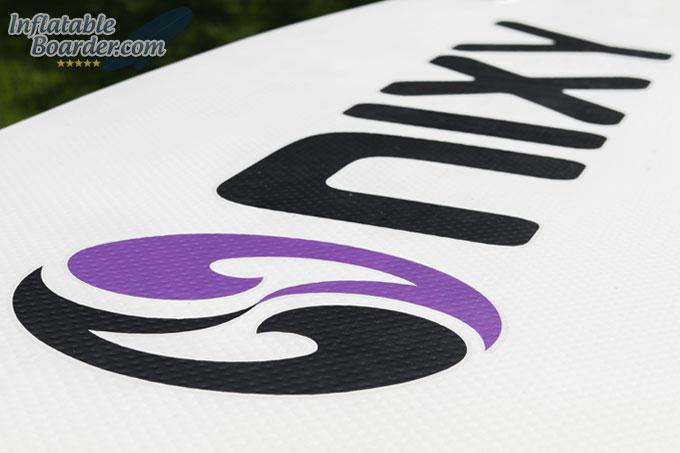 NIXY SUP Logo
