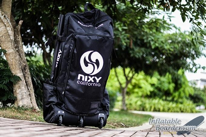 NIXY Wheeled SUP Backpack