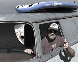 Reuben May FatStick SUP Interview