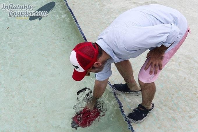 SealLine Seal Pak Waterproof Submersion Test