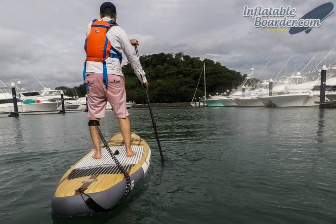 "THURSO 10'6"" Inflatable Paddle Board"