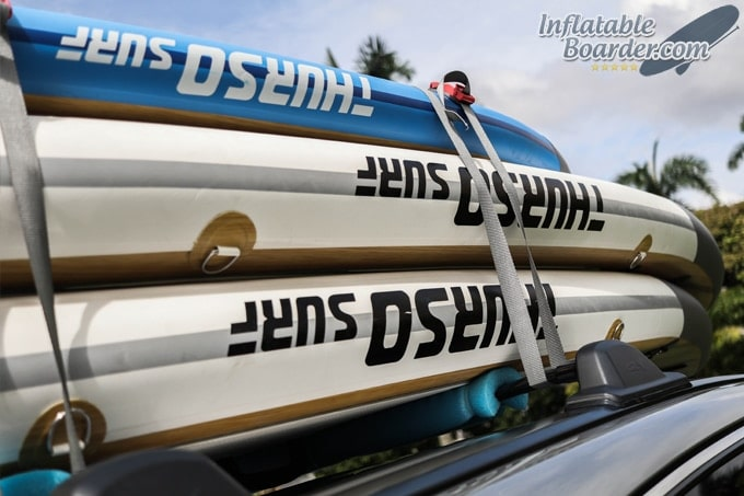 THURSO Paddle Boards Roof Rack