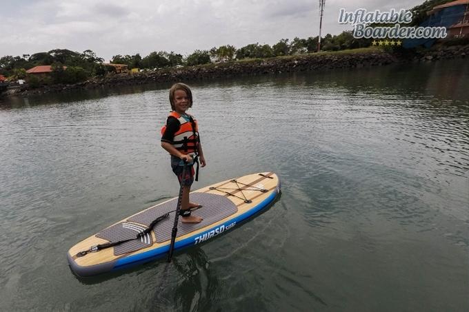 THURSO SUP Kids Paddle Board