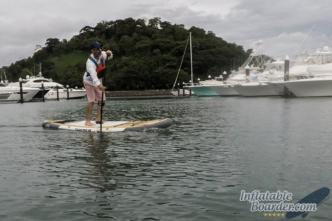 "THURSO SURF 10'6"" Inflatable SUP"