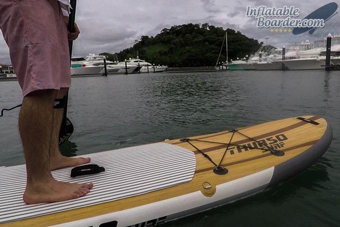 """THURSO SURF 10'6"""" iSUP Board"""