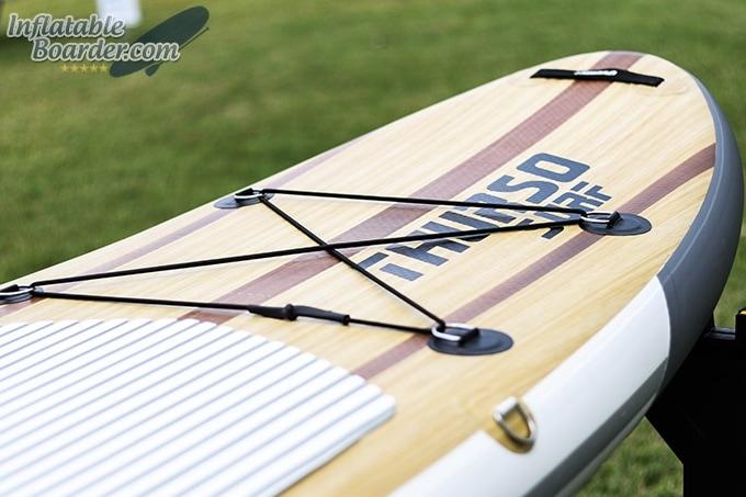 """THURSO SURF 10'6"""" Waterwalker Bungee Storage"""