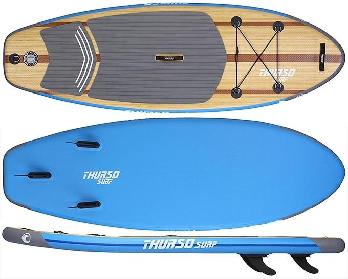 "THURSO SURF 7'6"" Prodigy"