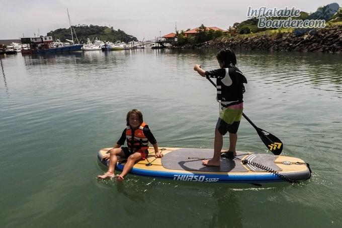 THURSO SURF Child Paddle Board