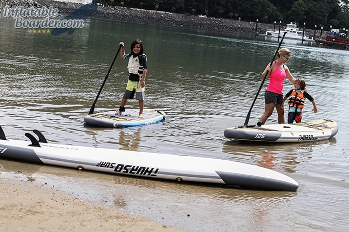 THURSO SURF Inflatable Paddle Boards