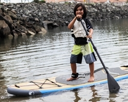 THURSO SURF Prodigy Youth Paddle Board Review
