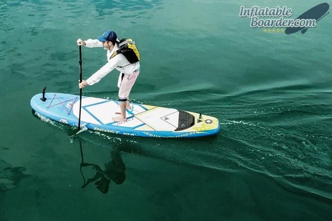 Aqua Marina BEAST Inflatable Paddle Board