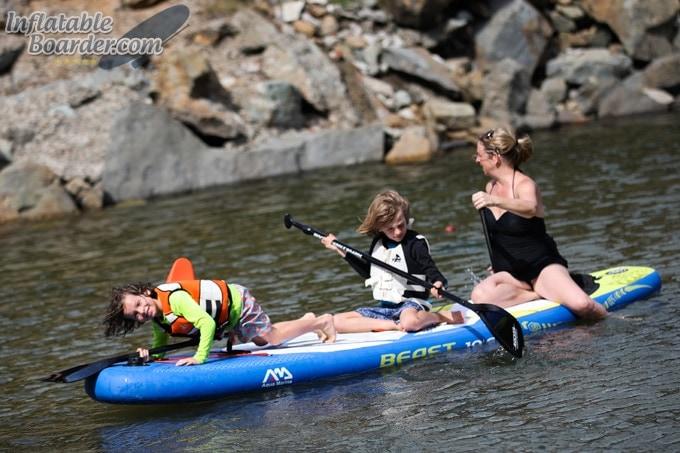 Aqua Marina BEAST Paddling Kids