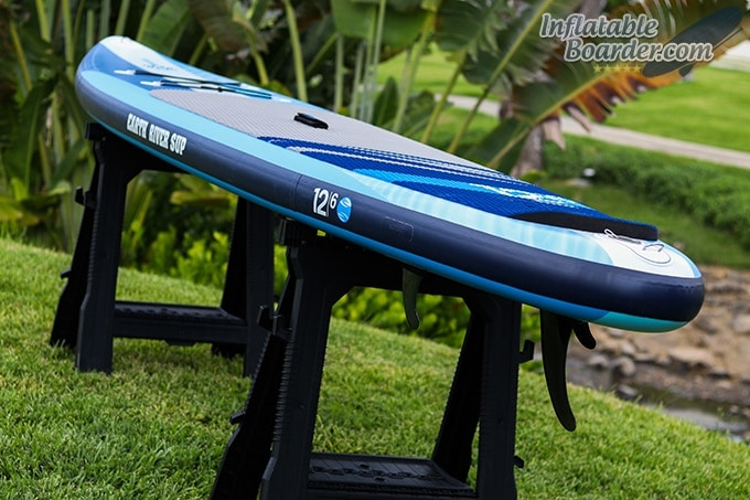 Earth River SUP 12-6 V-2 Touring Board
