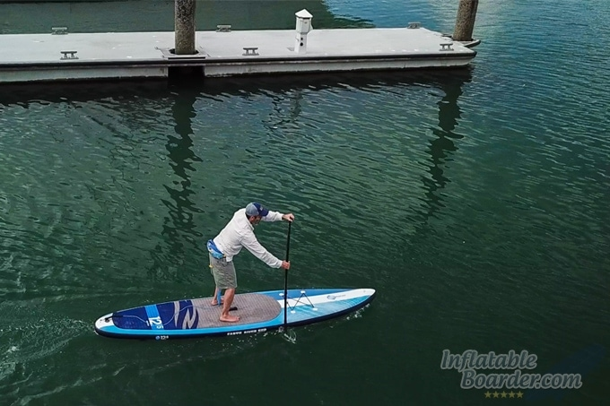 Earth River SUP 12-6 V-II Board