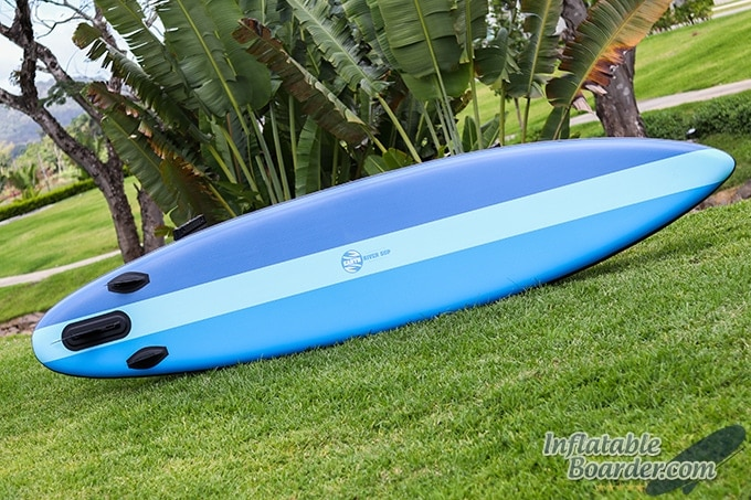 Earth River SUP 12-6 V-II Bottom