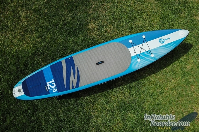 Earth River SUP 12-6 V-II Inflatable Paddle Board