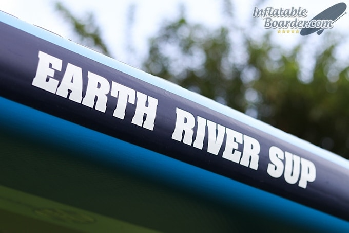 Earth River SUP 12-6 V-II Rails