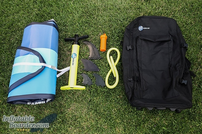 Earth River SUP Accessory Bundle