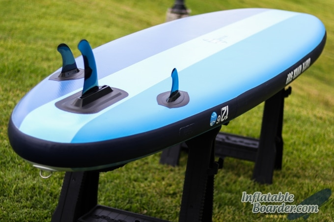 Earth River SUP Fins