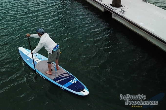 Earth River SUP Inflatable Touring iSUP