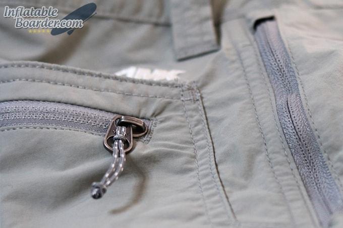 Mountain Khakis Equatorial Zip Pockets