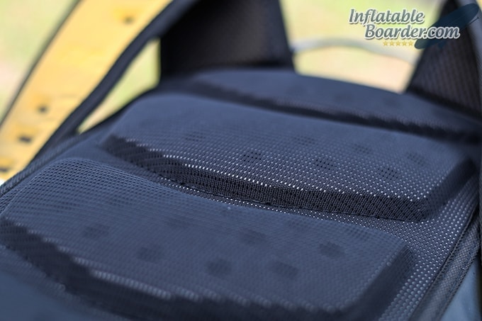 OverBoard Backpack Padded Back Cushion