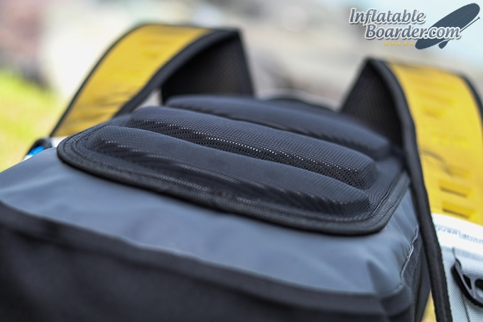 OverBoard Classic Backpack Back Panel