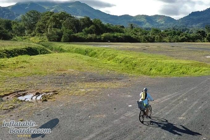 OverBoard Classic Backpack Biking