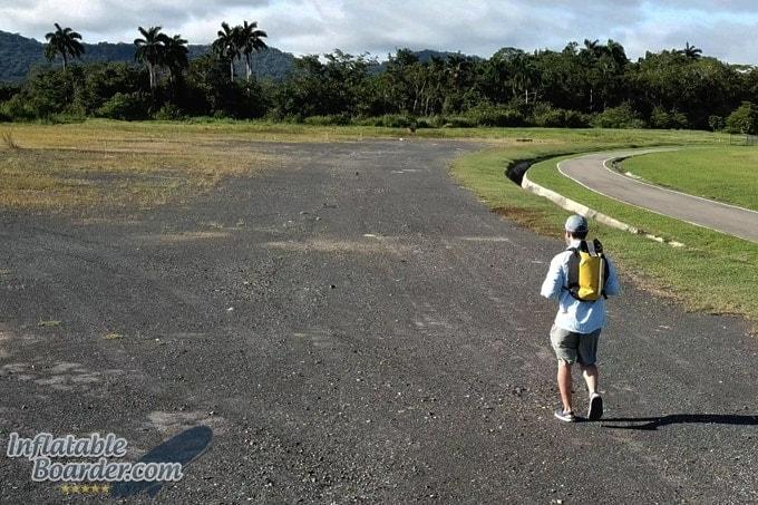 OverBoard Classic Backpack Hiking