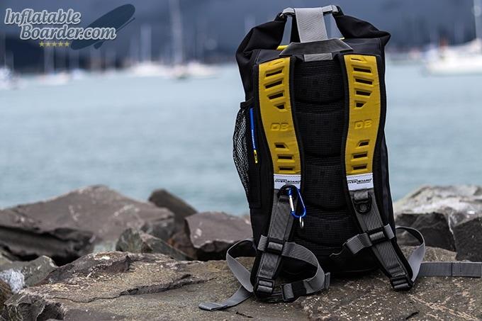 OverBoard Classic Waterproof Backpack Back