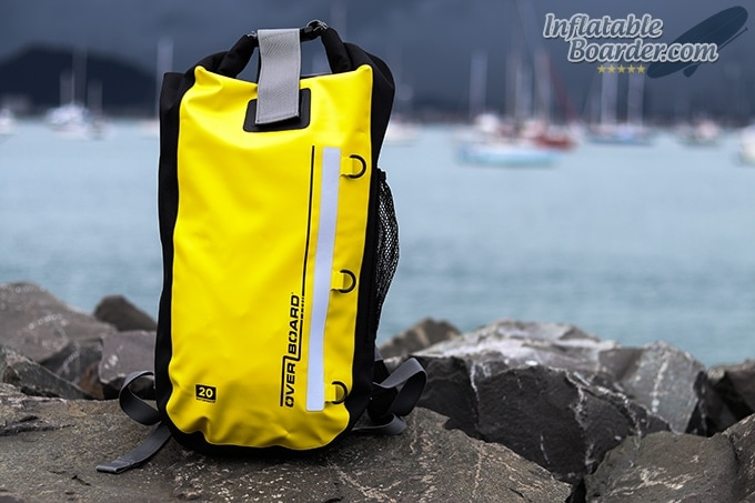 OverBoard Classic Waterproof Backpack Front